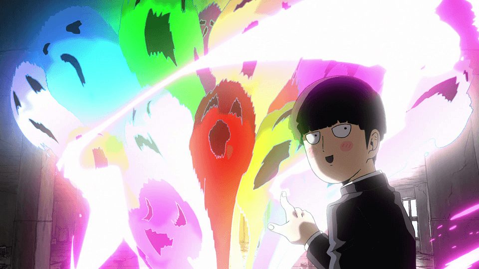 【アニメ】 モブサイコ100 Ⅱ 第1話 (海外の反応)