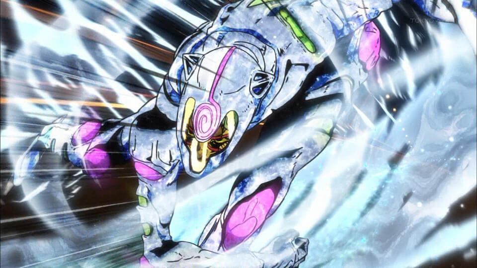 『海外の反応』ジョジョの奇妙な冒険 黄金の風 第18話. アニメ