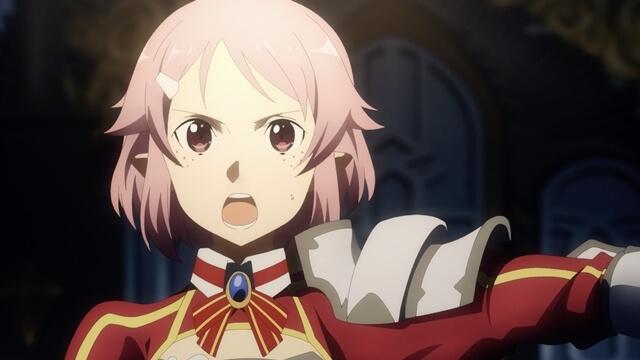 ソード アート オンライン アリシ ゼーション war of underworld 2 話