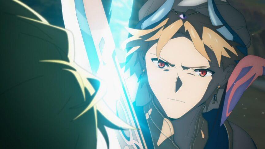 海外の反応』Fate/Grand Order ,絶対魔獣戦線バビロニア, 第5話