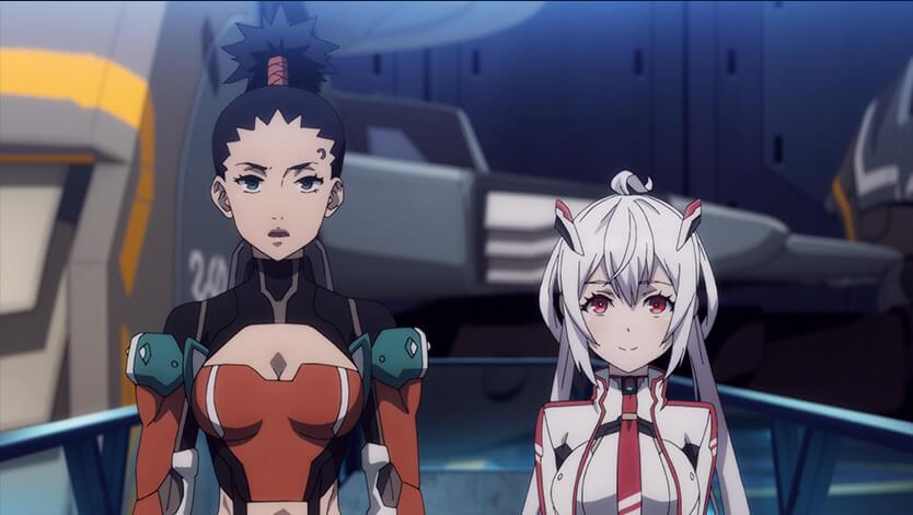 「ファンタシースターオンライン2 エピソード・オラクル3話」の画像検索結果